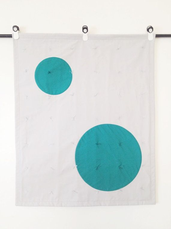 New Modern Contemporary Baby Quilts Zen by ZenModernBabyQuilts
