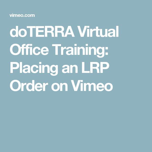 Daaytjet My Doterra Virtual Office Login