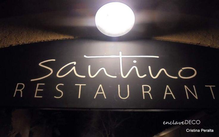Decorar un restaurante pequeño, antes y después.