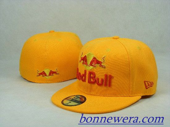 acheter pas cher casquettes red bull fitted 0008 en ligne bonnewera com yellow gorra red. Black Bedroom Furniture Sets. Home Design Ideas