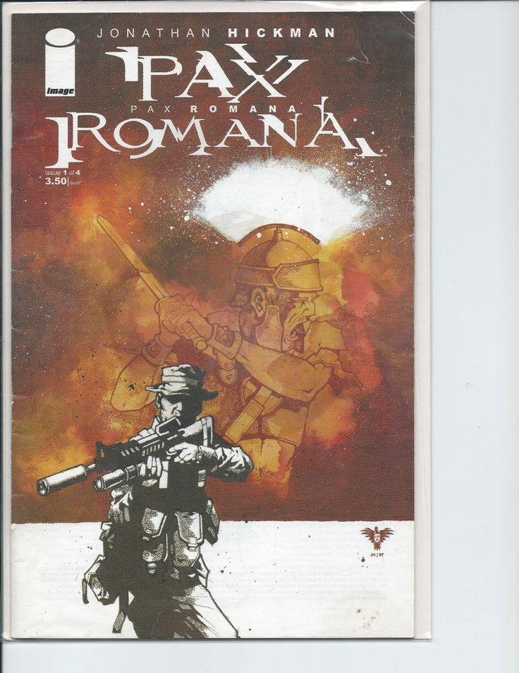 Image - Pax Romana #1 (Jonathan Hickman) FN