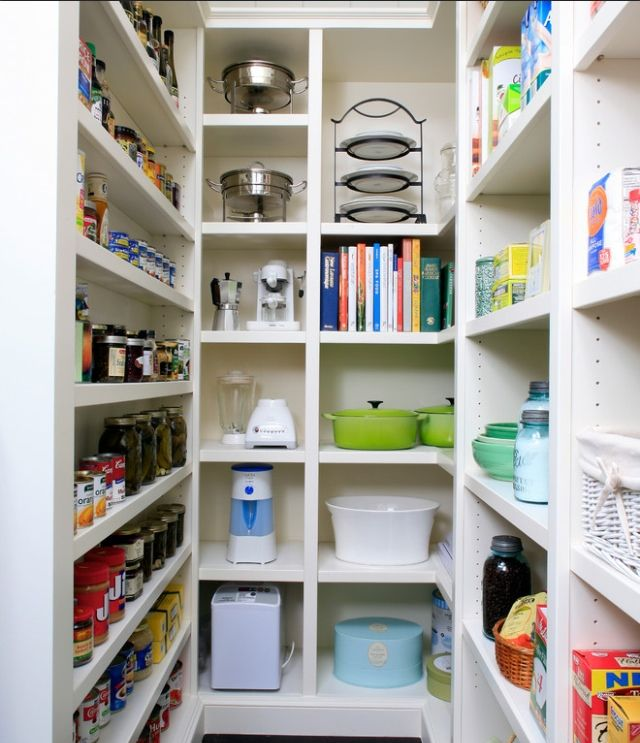 57 Best Images About Pantry Ideas On Pinterest: 33 Best Images About Pantries On Pinterest