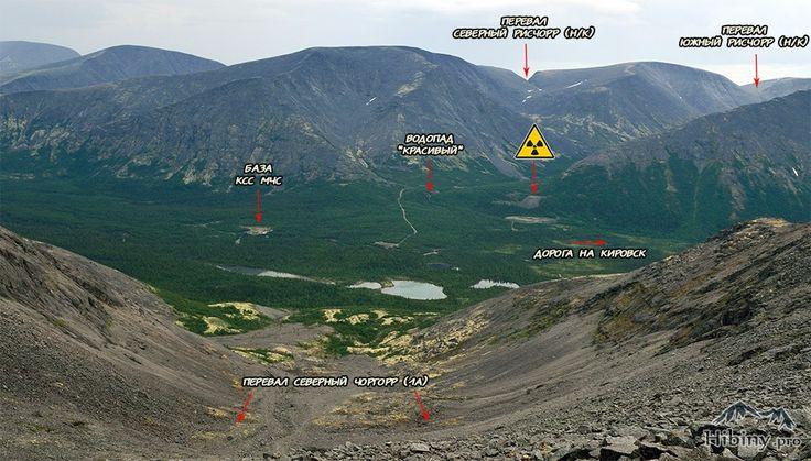 Ядерные взрывы в Хибинах