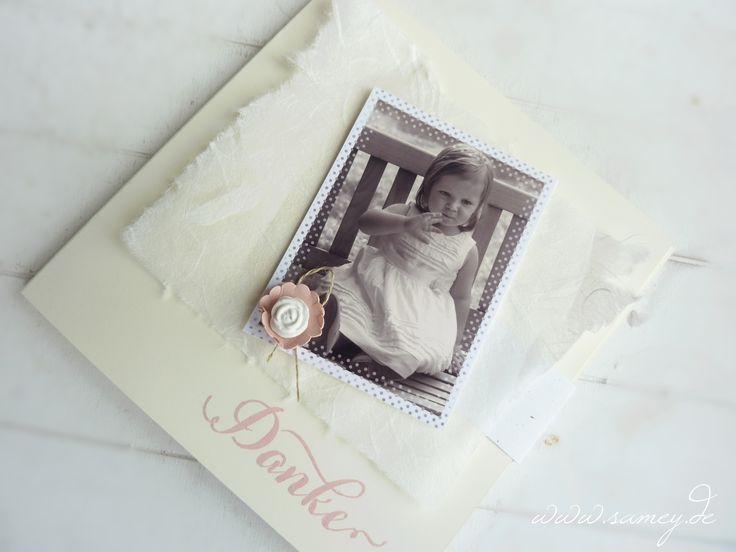 Individuelle Papeterie, Cover CD Hülle aus Papier, Gastgeschenk, Auftragsarbeit, Stampin´UP!, Sandra Kolb, Taufe, Hochzeit, Geburt, www.samey.de, www.samey-atelierfarbstil.blogspot.de,