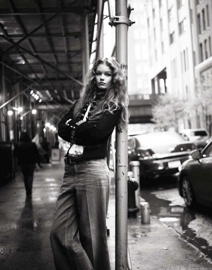 """Vogue Italia January 2015, """"New York Diaries"""" by Steven Meisel"""