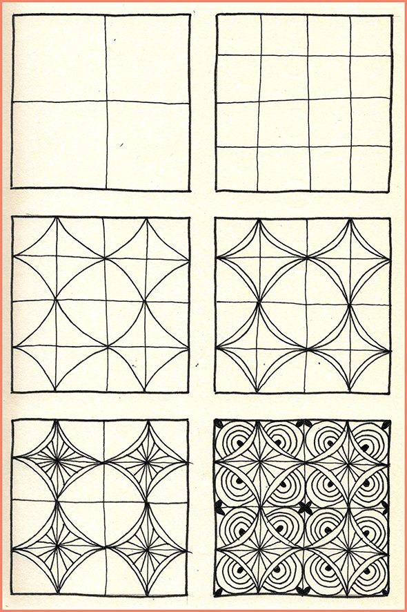 Zentangle Archives - Page 6 of 10 - Crafting DIY Center