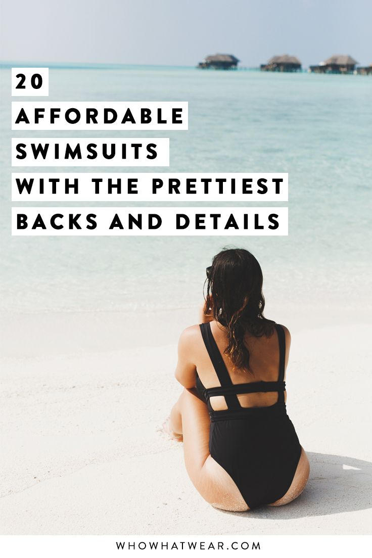 Shop our edit of the best high-street swimsuits to buy now from Zara, Mango, French Connection and more.