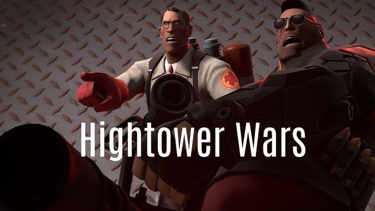 [SFM] Hightower Wars by Steaky #games #teamfortress2 #steam #tf2 #SteamNewRelease #gaming #Valve