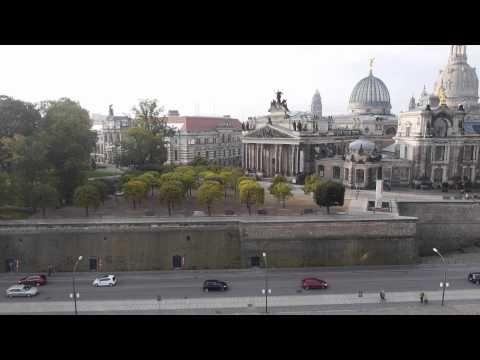 Festung Dresden, Brühlsche Terrasse & Stallhof | Festung Dresden