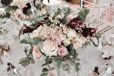 The Love Knot - Pretoria Wedding Flowers - Pink Book