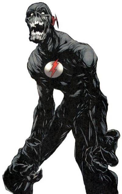 Black Flash screenshots, images and pictures - Comic Vine
