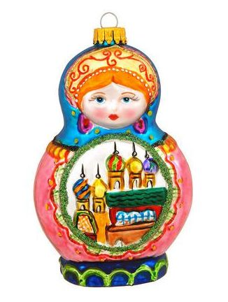 russian christmas ornaments | Russian_Doll_Glass_Ornament_Novelty_Nostalgia_Fun_Christmas_Ornaments ...