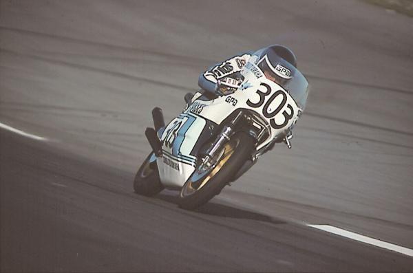 Pons : l'exploit à Daytona (1980) | Yamaha Community