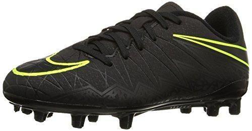 Oferta: 35.95€. Comprar Ofertas de Nike Jr Hypervenom Phelon II FG, Botas de Fútbol para Niños, Negro (Black / Black), 36 EU barato. ¡Mira las ofertas!