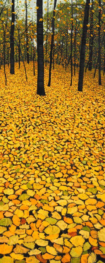 Mark Berens - Golden Carpet
