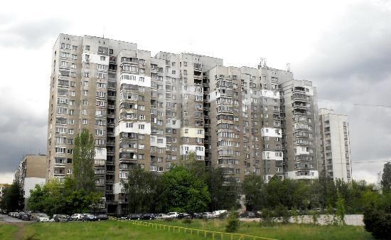Foto di Nadezhda quartiere sovietico - DOOOOM