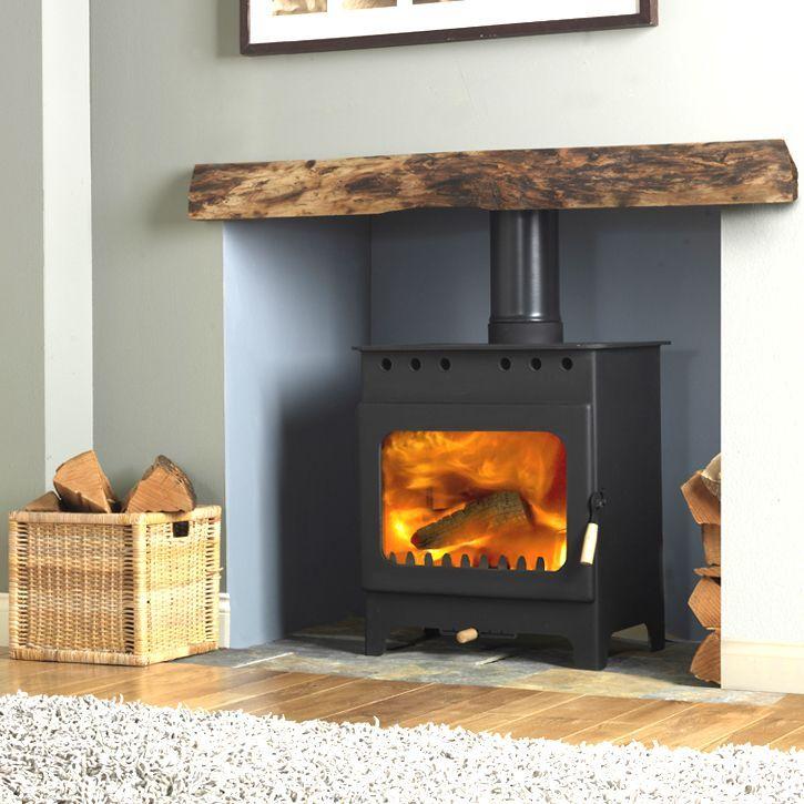 Burley Brampton 9108 Woodburning Stove - £755 delivered with free starter kit