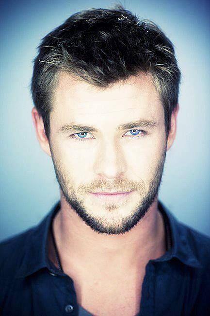 Chris Hemsworth-  yes please.