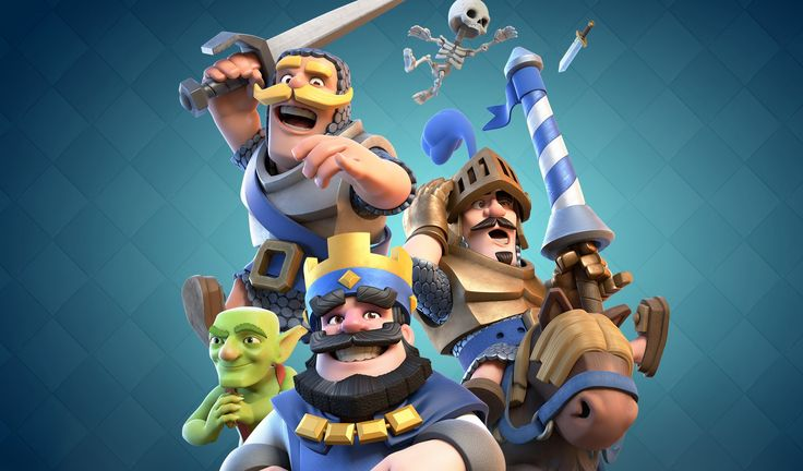 clash royale hd wallpapers
