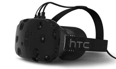 HTC and Valve take on Oculus Rift with Vive virtual reality headset
