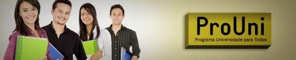 BLOG DO ARRETADINHO: ProUni tem 50% a mais de inscritos que em 2013