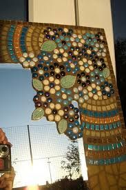 Image result for mosaic mirror