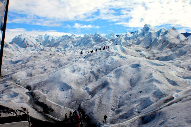 Glaciares impactantes en #SantaCruz #Patagonia #PeritoMoreno #Argentina #Viajes #NieveArgentina #Snow #ArgentinaEsTuMundo