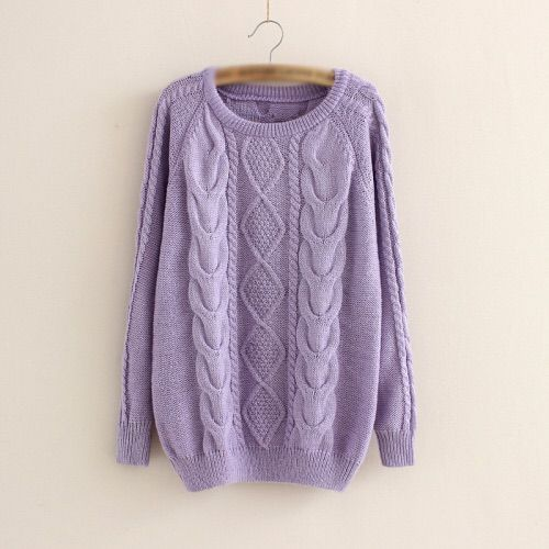 Material: knit wool blend One size fit mostly S/M(2,4,6) Length: 65cm Bust Flat: 104cm  Sleeve Length: 55cm  Warm tip: Please Make sure to double check detail measurements provide, comparable to your own measurements as sizes vary greatly from era to era and also from different designers! I...
