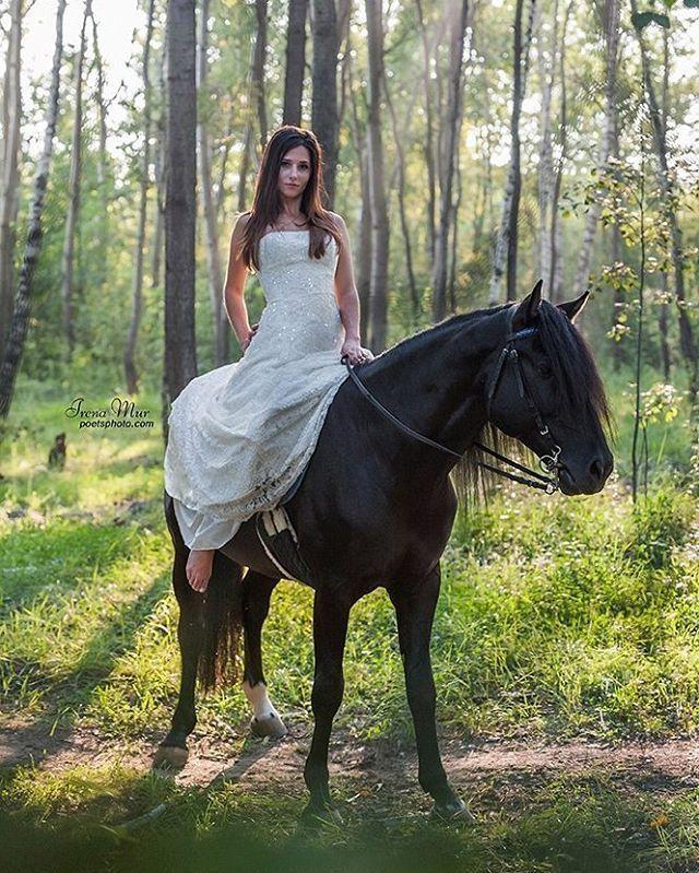 Instagram media by poetsphoto - #poetsphoto #black #blackhorse #lovehorses #horse #bestofequines #horsesofinstagram #instahorse #equine #equestrian #nikon #wedding #dress #weddingdress #woman #lady #girl #horsegirl #beauty #лошадь #конь #Москва #черный  #вороной #платье #свадьба #невеста
