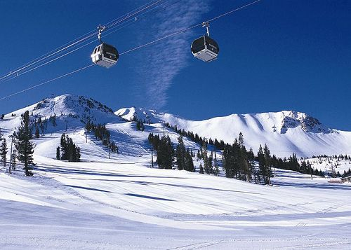 Mammoth is one of Southern California's premier Ski Resorts. Definitely worth the drive!
