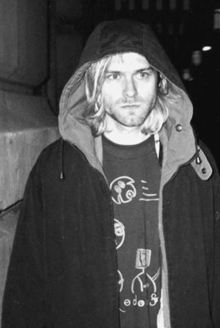 Kurt Cobain on his stomach problem: It's psychosomatic. It's all from anger, and screaming.