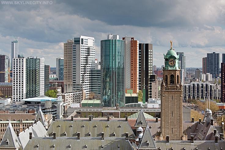 World Trade Center #Rotterdam