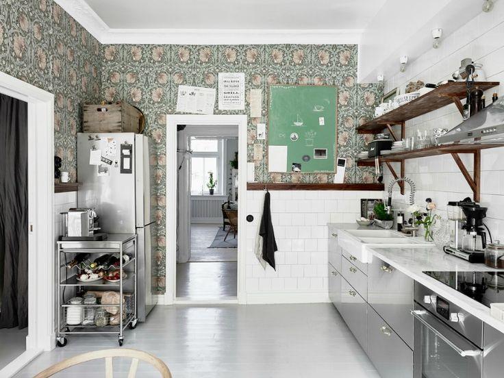 17 mejores ideas sobre cocina industrial elegante en pinterest ...