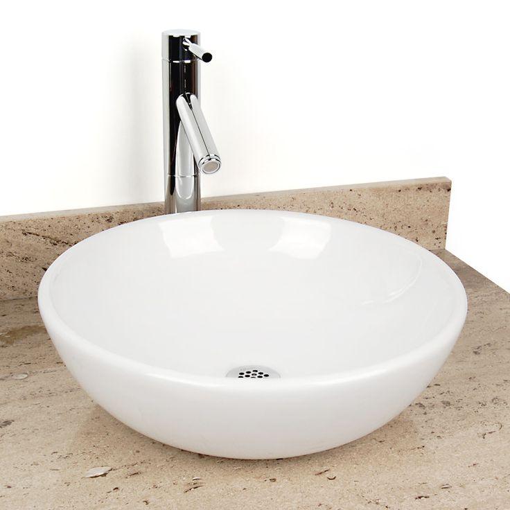 132  D Vontz Sphere China Vessel Bathroom Sink618 best Project My Bathroom 2017 images on Pinterest   Bathroom  . D Vontz Natural Marble Vessel Single Sink Bathroom Vanity Top. Home Design Ideas