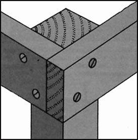 Drieweg verbindingen maken (Hout)