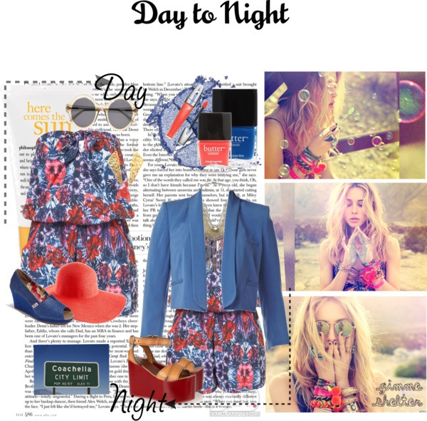 """""""Coachella"""" by stacy-gustin ❤ liked on Polyvore"""