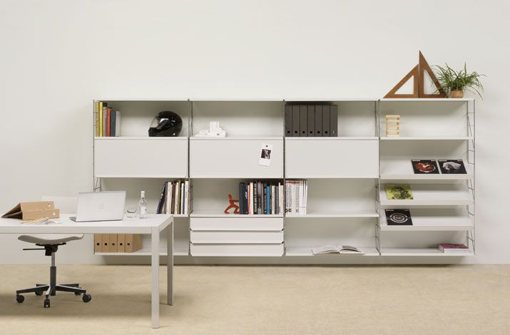 66 Best Images About Free Standing Shelves On Pinterest