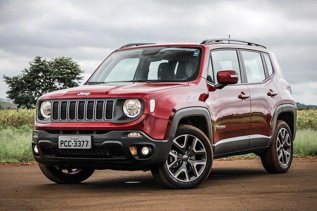 Jeep Convoca Recall De Renegade Por Problemas Na Pinca De Freios