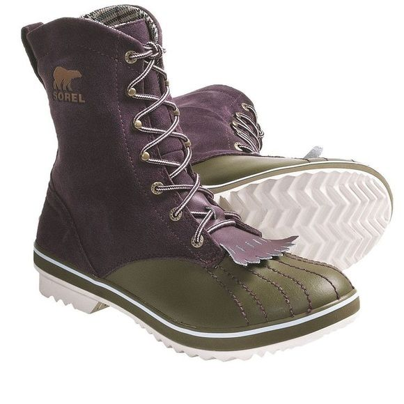 Suede Tivoli Camp 18 Sorel Boots make me an offer! Worn twice! Adorable and reliable, these Sorel waterproof boots are great for spring! Size 6, runs true to size. Let me know if you have any more questions or would like more photos. Thanks for your interest! ✨ SOREL Shoes Winter & Rain Boots