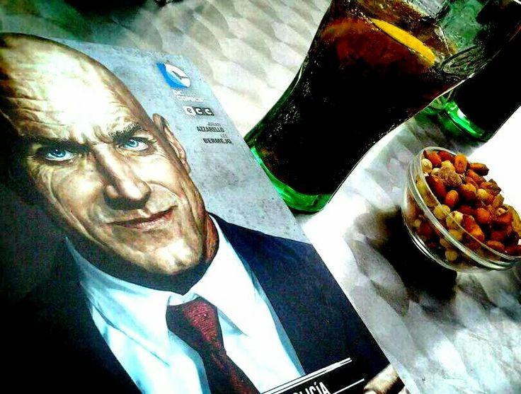 Licor de Ajenjo: El Lex Luthor de Brian Azarello: Un sociopata idea...