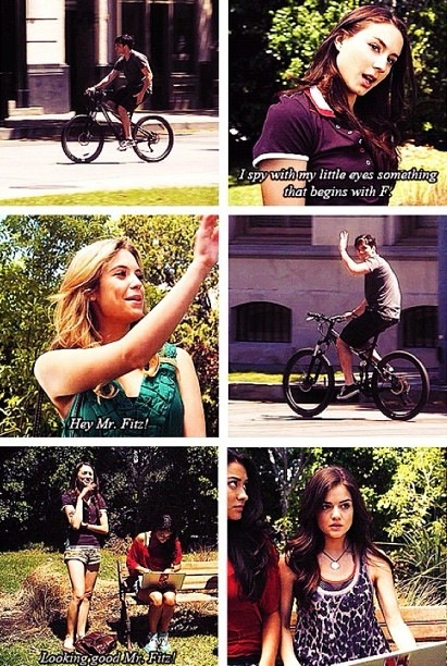 one of my favorite moments pll