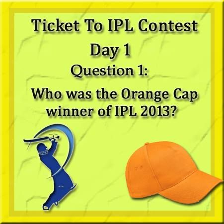 Let The Game Begin.  Are you ready?? Here comes the first Question..