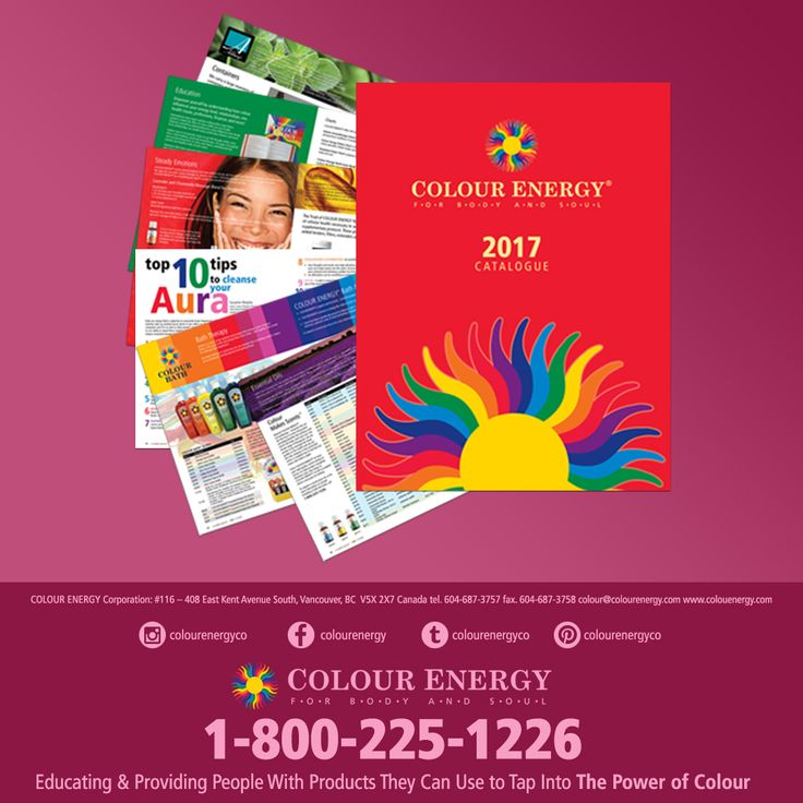 Colour Energy's Catalog features all of Colour Energy's great products. https://indd.adobe.com/view/15d6b768-a6bb-4163-b199-dfa0fe872736 #colourenergy