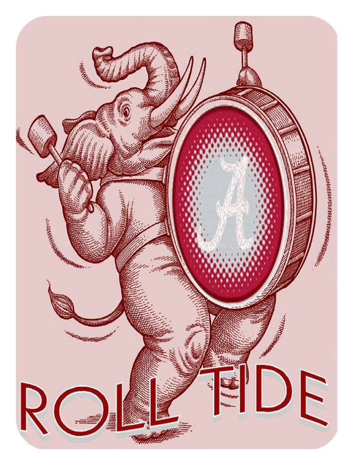55 best Vintage Bama Football Party images on Pinterest | Football ...