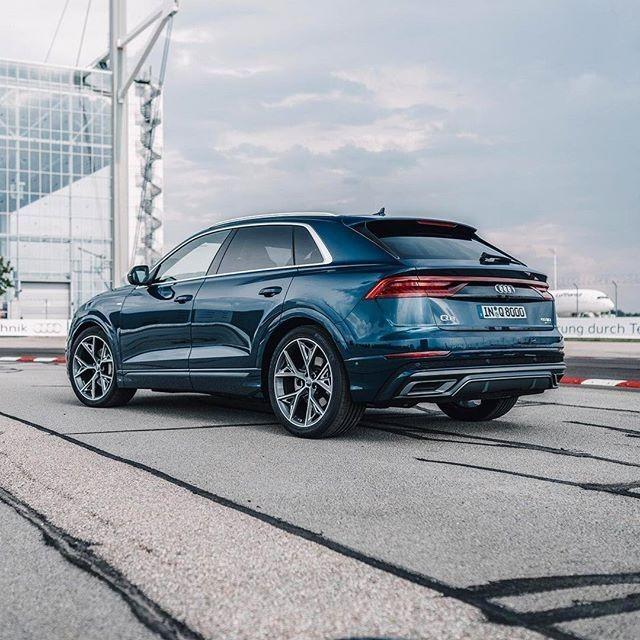 Regram Audi Parma Nuova Audi Q8 Il Design Di Una Coupé La Sportività Di Un Suv Con Trazione Quattro E Tutta La Tecnologia Audi