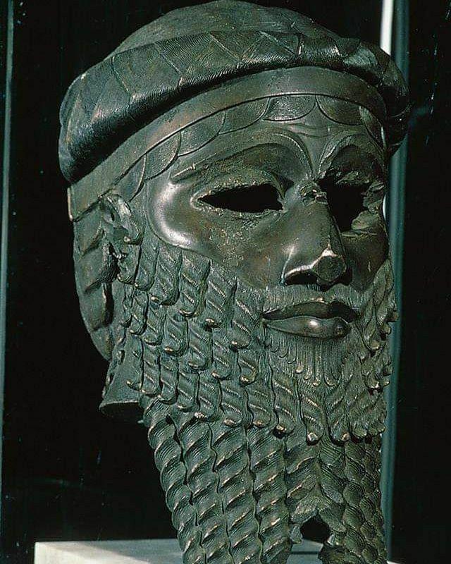 Sargon Of Akkad سرجون الاكدي Ancient Mesopotamia Iraq Ancient Near East Ancient Mesopotamia Mesopotamia
