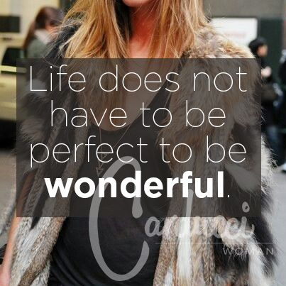Simplicity in life can also be wonderful.   Fashion quotes by Carducci Woman South Africa