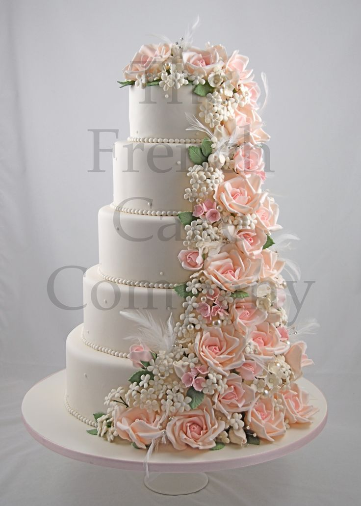 Wedding Cakes - Season 2013 - This cake took us a huge amount of time ...