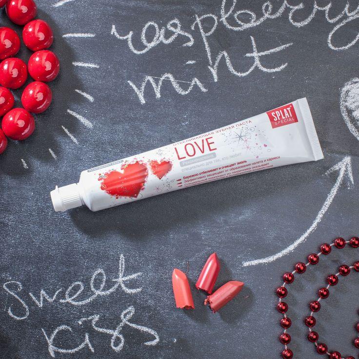 Утреннее SMS 💌 от любимого человека повышает уровень эндорфина в крови. Паста SPLAT SPECIAL LOVE делает то же самое, только при этом отбеливает зубы и защищает их от кариеса!   SPLAT Зубная паста LOVE (75 мл) – 161 руб.  *Цена указана с учетом скидки 40% и действительна только в интернет-универмаге letu.ru.  Список магазинов, где представлена марка, можно уточнить по телефону Горячей линии 8-800-200-2345.   Купить https://goo.gl/m9Hcge #лэтуаль #splat #сплат #splatcare #toothpaste