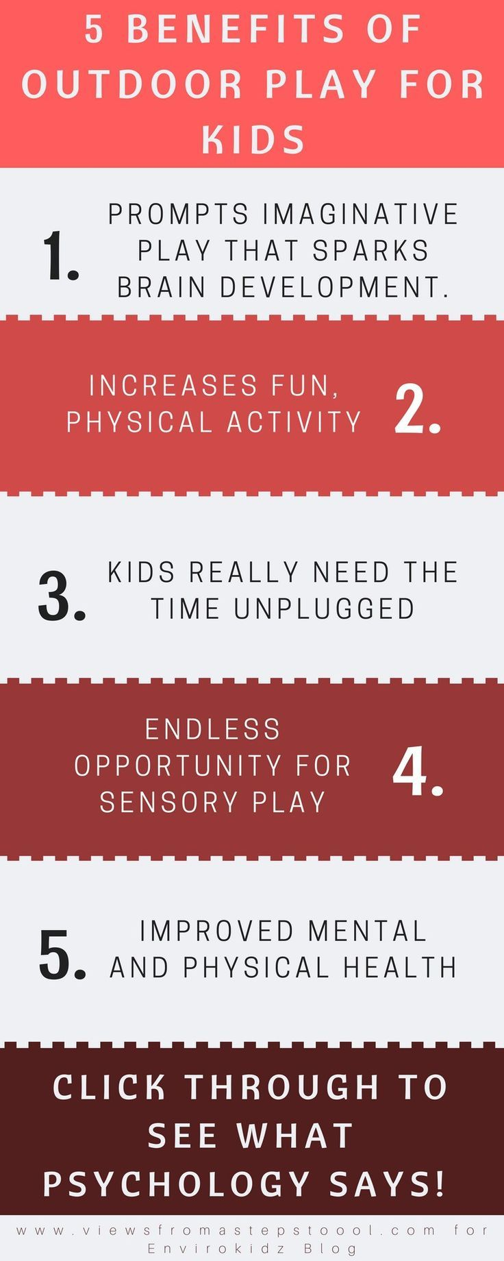 benefit of childs play You start to play when your child is an infant  provide the setting for your child  to play with others as  there are many benefits to play.